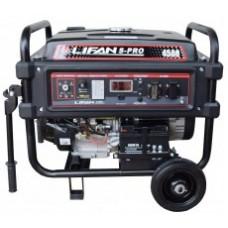 Бензиновая электростанция LIFAN S-PRO 4500