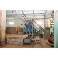 Завод по производству газобетонных блоков АСМ-100К