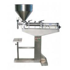 Настольный поршневой дозатор для пастообразных продуктов PPF-1000T