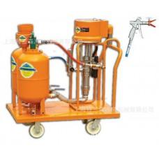 GP 3550 V агрегат для нанесения цинкоой краски