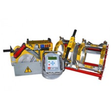 SP315-CNC - комплектная машина для полуавтоматической сварки напорных полимерных трубопроводов, в том числе газопроводов.
