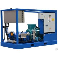 Аппарат каналопромывочный Посейдон E75Cube, 75 кВт, 500-2500 бар