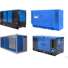 Дизельный генератор TTd 170TS ТСС АД-120С-Т400-1РМ19 Погодозащитный кожух