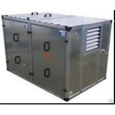 Бензиновый генератор Pramac S12000 3 фазы в контейнере
